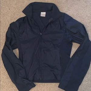navy nike jacket *vintage*